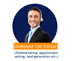 outbound call center. Black Bedroom Furniture Sets. Home Design Ideas